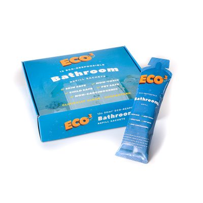 12x ECO.3 Bathroom Refill Sachets | Eco 3 Premier Club