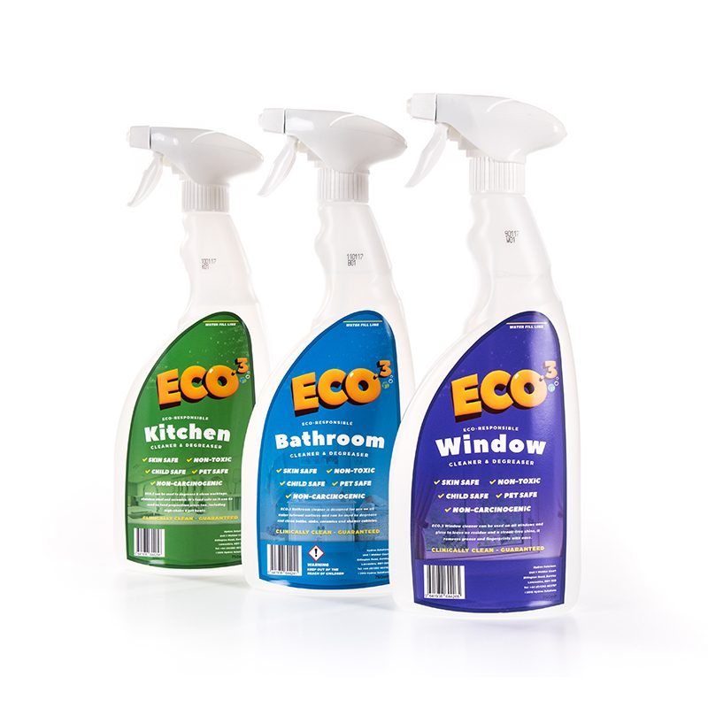 Membership Pack | Eco3 Premier Club - Eco-Responsible Cleaning Products