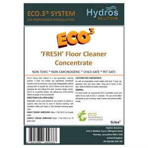 Floor Cleaner Super Concentrate 5L | Eco3 Premier Club