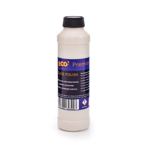 Glass Polish 500ml | Eco3 Premier Club - Eco-Responsible Cleaning Products