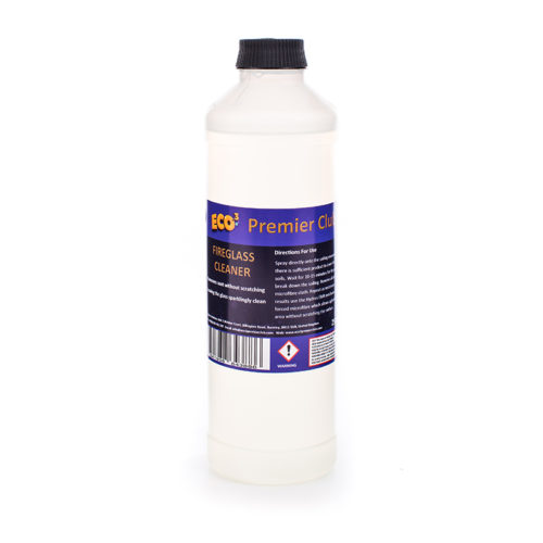 Fire Glass Cleaner 250ml | Eco3 Premier Club - Eco-Responsible Cleaning Products
