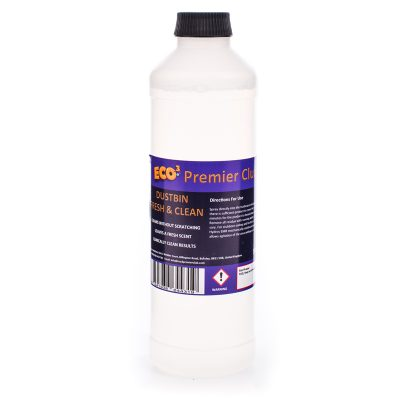 Dustbin Fresh & Clean 500ml Concentrate | Eco3 Premier Club - Eco-Responsible Cleaning Products