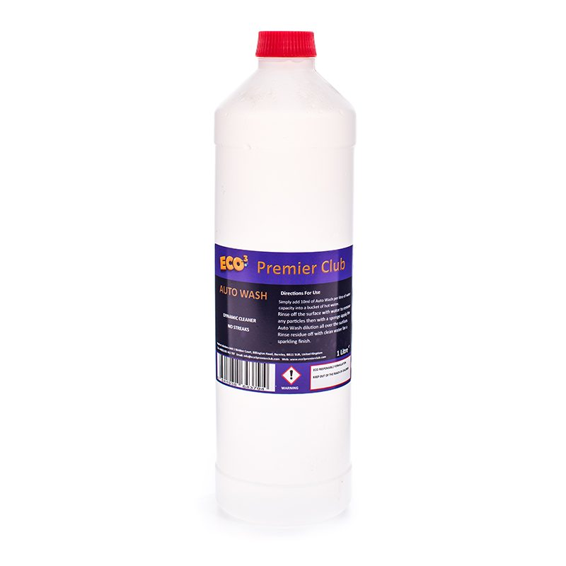 Auto Wash 1L Concentrate | Eco3 Premier Club - Eco-Responsible Cleaning Products