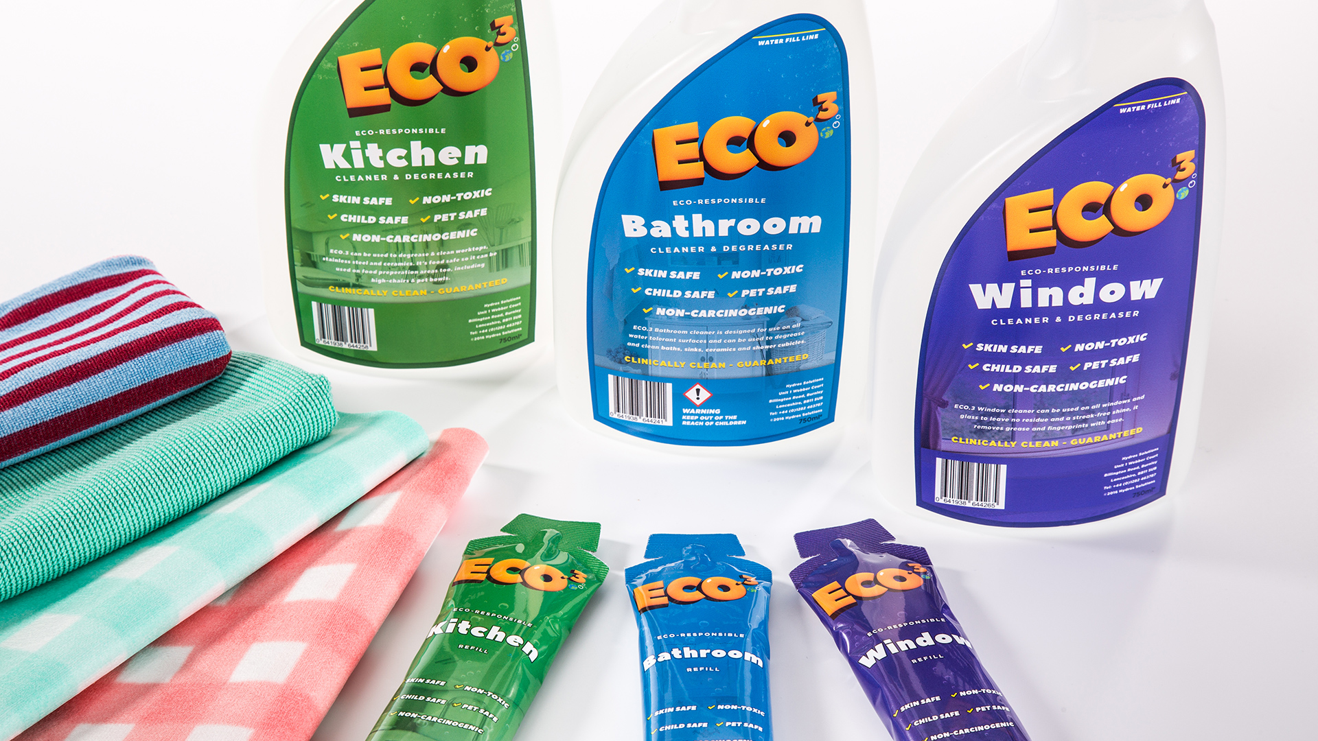 How to implement eco responsible cleaning products at home for Sustainable home products