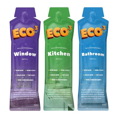 Monthly Supply Refills | Eco3 Premier Club - Eco-Responsible Cleaning Products